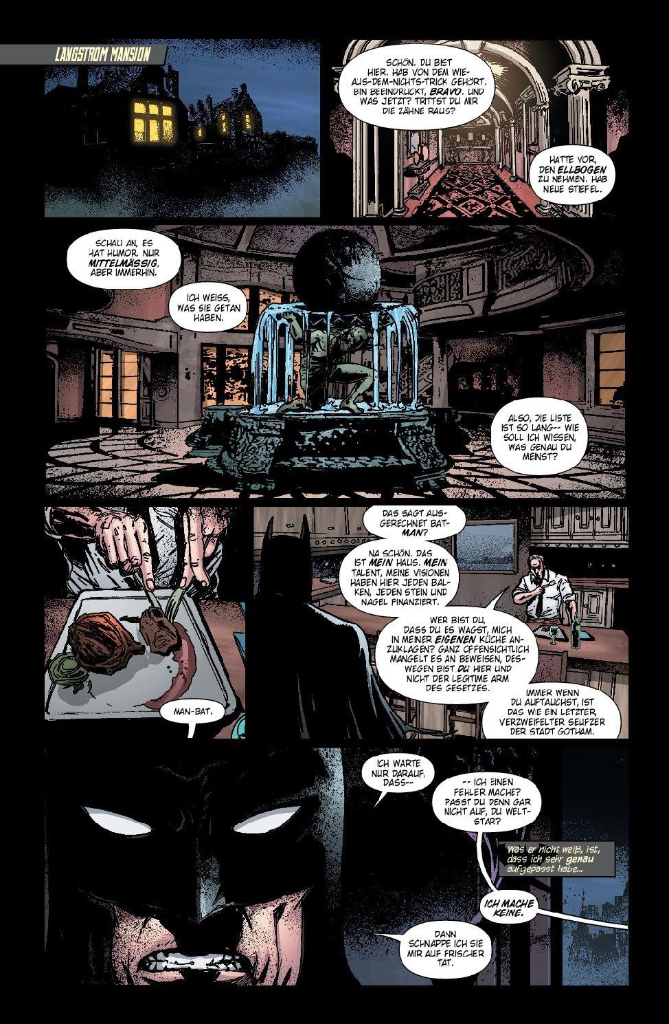 Batman: The Dark Knight 30 - Comic   pressakey.com