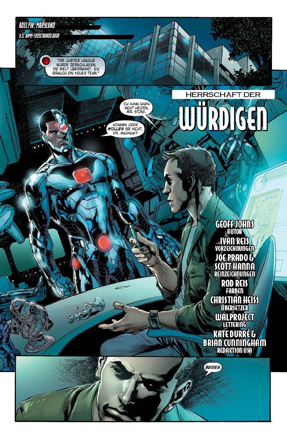 Justice League 29 - Comic | pressakey.com
