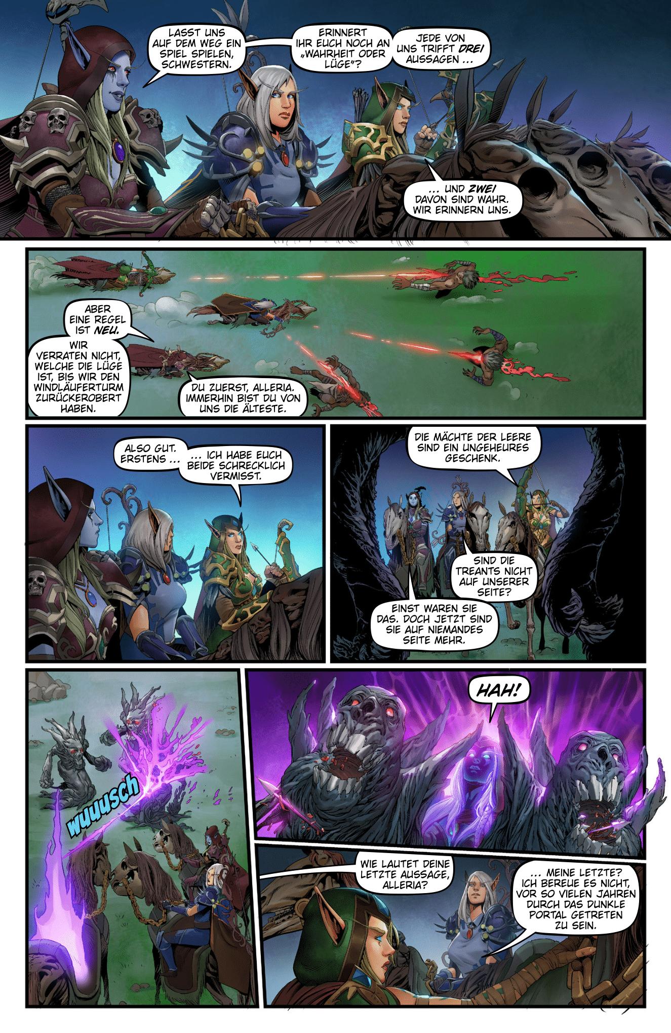 World Of Warcraft Battle For Azeroth 3 Die Drei